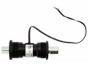 Osa 120mm 4HR + snímač otáček + kabely pro zadní motor Sport Drive