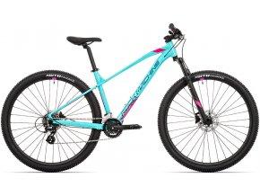 Kolo Rock Machine Catherine 10-29 (XS) neon cyan/petrol/pink