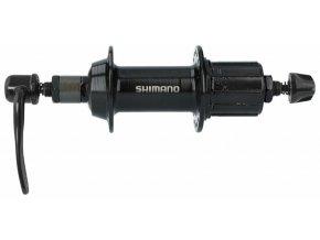 Náboj SHIMANO Tourney FH-TY500 32d zadní černý 7 speed