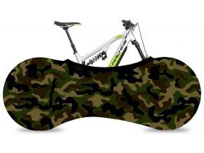 Potah VELOSOCK design camouflage