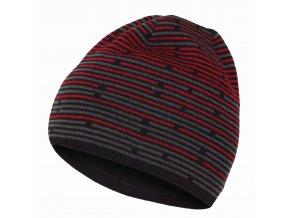 HUSKY cap 2 červená velikost L-XL