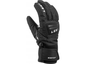 Leki S Junior black