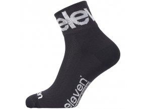 Ponožky ELEVEN Howa TWO GREY vel. 5- 7 (M) šedé/bílé
