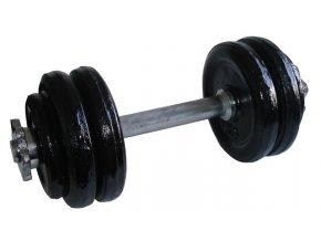 Činka nakládací jednoruční 1x 14 kg průměr 25 mm