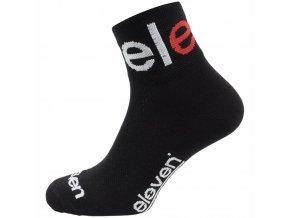 Ponožky ELEVEN Howa BIG-E  vel.11-13 (XL) černé