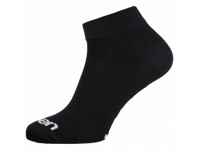 Ponožky ELEVEN Luca BASIC vel.11-13 (XL) černé