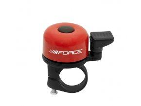 zvonek Force mini červený 23059
