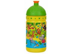 Zdravá lahev 0,5 l  Džungle