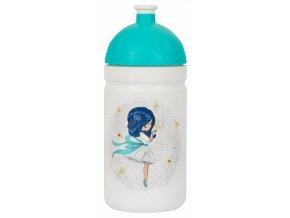 Zdravá lahev 0,5 l  Dívka s mašlí