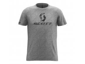 SCOTT TEE Mens 10 Icon heather