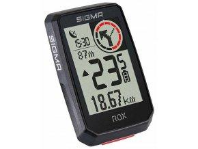 Computer SIGMA Rox 2.0 GPS černý