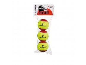 Tecnifibre My new Ball a3 ks Dětské tenisové míče