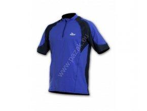 Rogelli Reggio modrý Pánský cyklistický dres