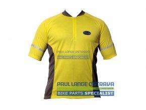 Longus Basic dres žlutý