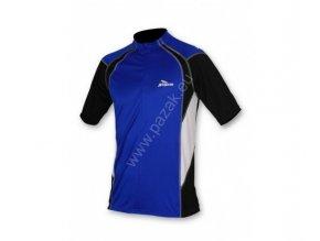 Rogelli Rimini modrý Pánský cyklistický dres