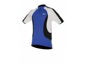 Rogelli MAdrid modrá cyklistický dres