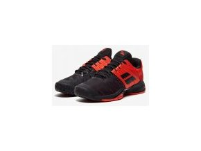 Babolat Propulse Fury All Court black/ tomato red