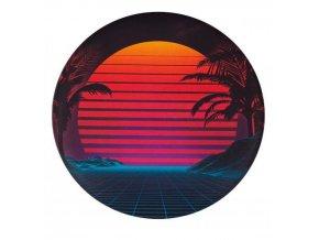Sunflex waboba Wingman frisbee oranžová/červená