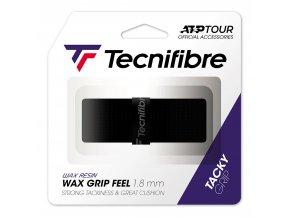 Tecnifibre Wax Grip Feel  black a1 1.8 mm