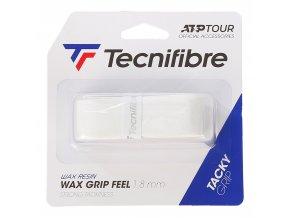 Tecnifibre Wax Grip Feel  white a1 1.8 mm
