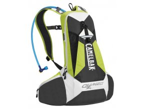 Batoh Camelbag Charge Lime punch /charcoal 10 l