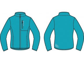 Dámská bunda Alpine Pro Beryla Ljcg117655