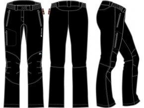 Dámské soft. kalhoty Alpine pro Alba lpah047990