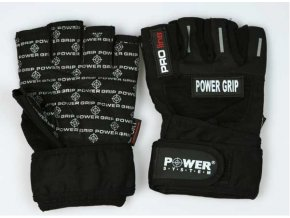 Fitness rukavice power grip