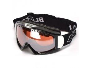 Lyžařské brýle Blizzard  933 mdavzs black matt