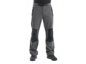 Pánské kalhoty Alpine Pro Carb mpad002779