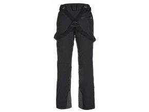 Pánské lyžařské kalhoty Kilpi Mimas černá