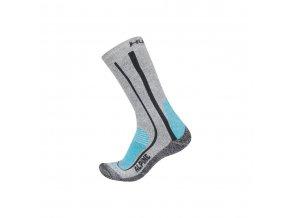 Ponožky  Husky Alpine New šedá