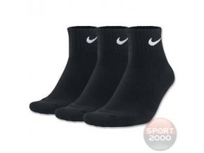 Ponožky Nike  trojbalení uni  černá