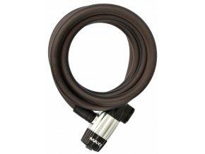 Zámek spirala MAX1 1800x12 mm 4 klíče