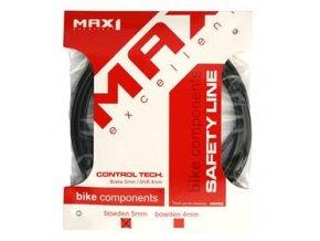 Bowden Max1 5 mm černý 1m
