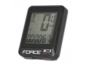 Computer Force WLS 10 funkcí bezdrát černý 39121