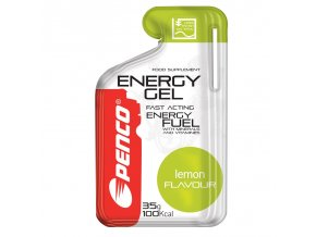 Penco energy gel 35g citron