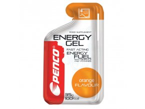 Penco energy gel 35g pomeranč