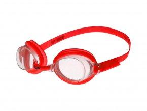 ARENA Bubble 3 jr 92395 40 red Juniorské pl. brýle