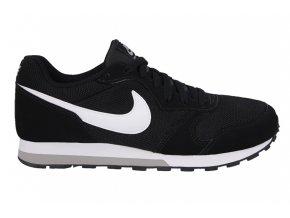 Obuv Nike MD Runner 2 GS 807316 001 černá/bílá