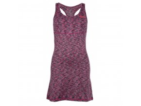 Dámské šaty Kilpi Sonora růžová pnk