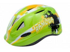 Cyklistická helma R2 Bondy Ath07B vel. M