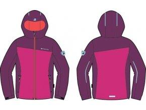 Dětská bunda Alpine pro Slocano KJCJ008826