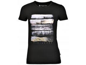 Dámské triko Alpine pro Sasha LTSK223990PA