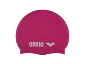 Plavecká čepice Arena Classic Silicone Jr 91670 91
