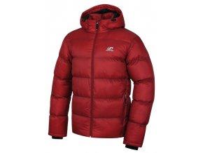 Pánská zimní bunda Hannah Marv Brick red