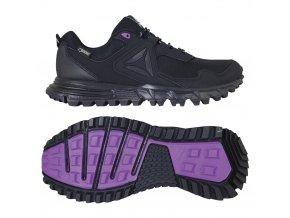 Dámská obuv Reebok Sawcut 5.0 Black/vicious violet - Gore- tex