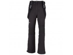 Dámské lyžařské kalhoty Kilpi Dione W černá