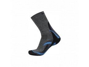ponozky trekingtmavě modrá