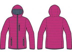 Dámská zimní bunda Alpine pro Beatrix LJCK078411